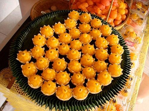 Thai dessert - Ja Mong Kut