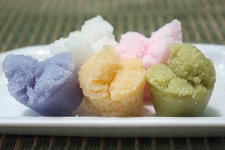 Thai dessert Tuai Fu