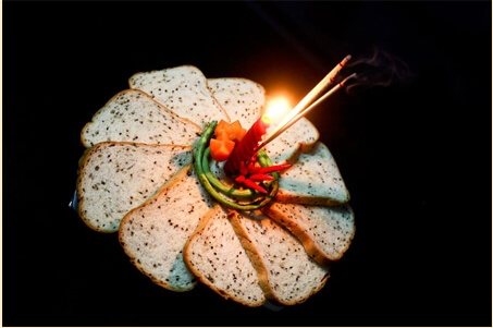 Bread Krathong 4