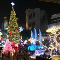 Bangkok's Christmas Lights