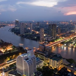 "Bangkok Recieves ""World's Best City"" Award"