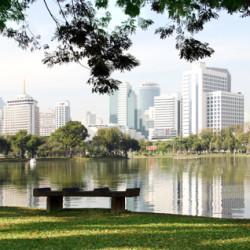 Lumpini Park – Best Park in Bangkok