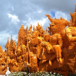 Wan Khao Phansa (Buddhist Lent Day)