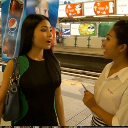 VIDEO: Taking SkyTrain