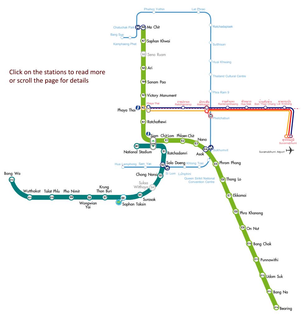 BTS-map