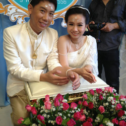 Thai Traditional Wedding Ceremony