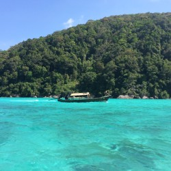 Paradise Found at The Surin Islands