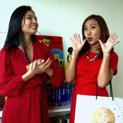 VIDEO: Thai Slang – We Are of the Same Mind