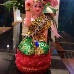 """""""Nang Kwak"""" The Goddess of Wealth"""