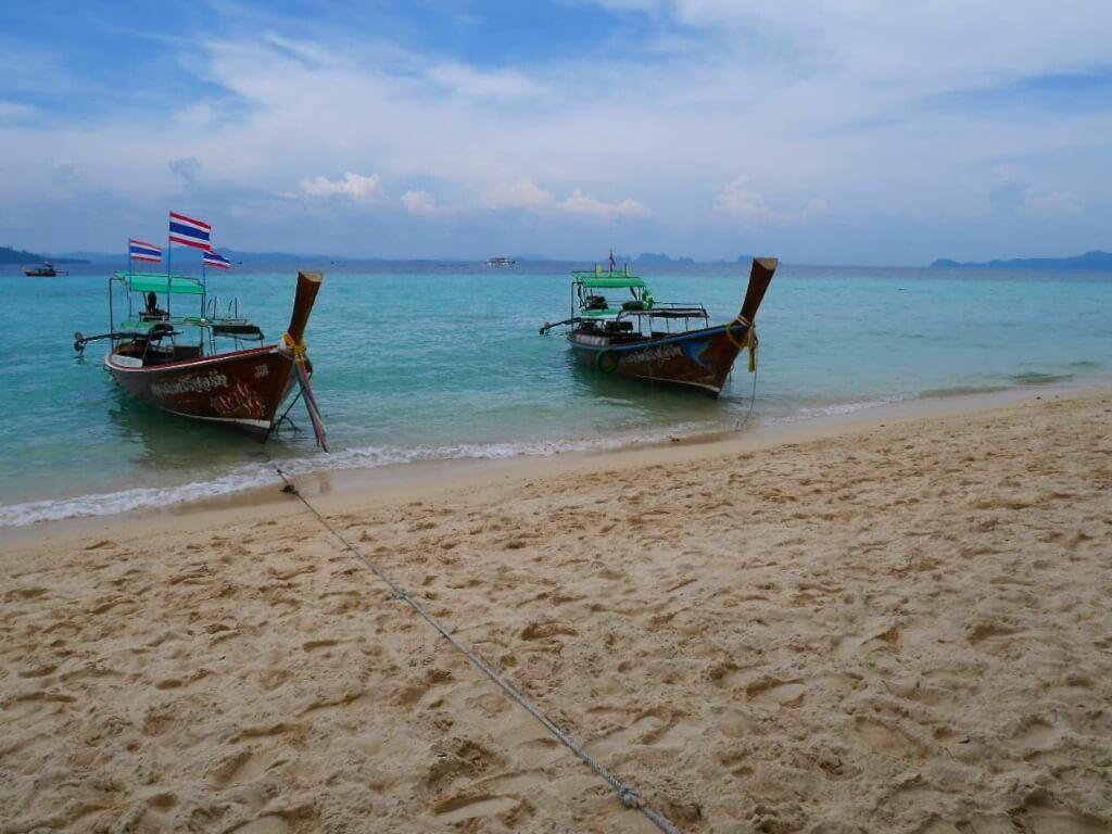 เกาะกระดาน Koh Kradan