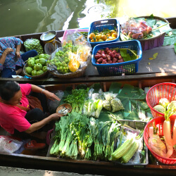 Klong Lat Mayom: the Authentic Bangkok Floating Market