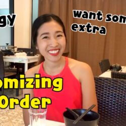 VIDEO: Customizing Food Order