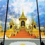 Thailand Royal Cremation