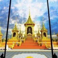 Thailand Royal Cremation