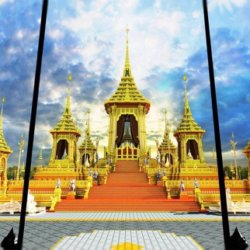 The Royal Crematorium