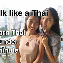 VIDEO: Talk Like a Thai EP.1 & 2